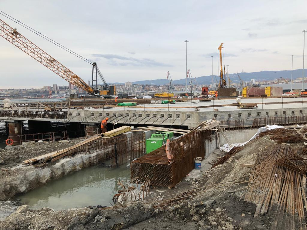 PLT grows and reaches 75% of the total realization | Interporto